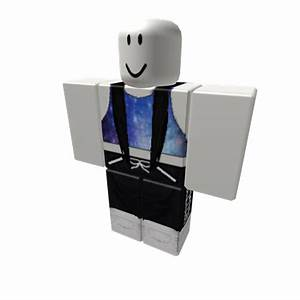 Galaxy Outfit Black extension - Roblox