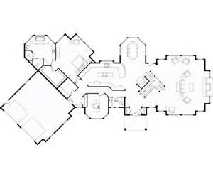 one story log home floor plans meridian peak log homes cabins and log home floor plans