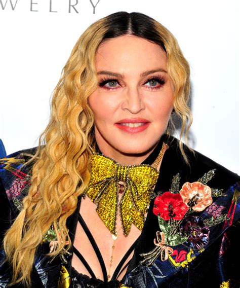 madonna hairstyles hair cuts  colors