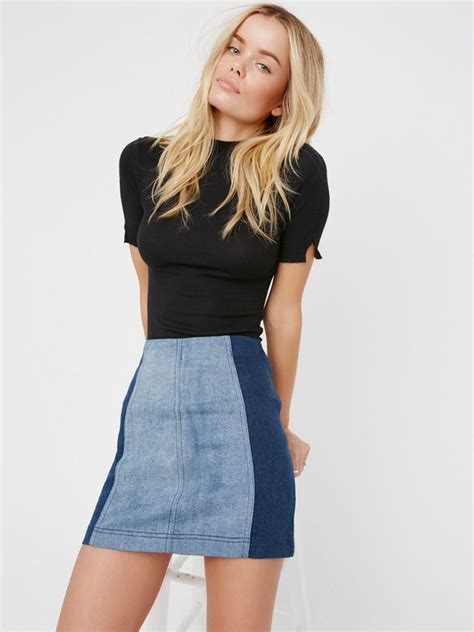 The 25+ best Mini skirts ideas on Pinterest | Mini skirt Outfits and Mini skirt outfit winter