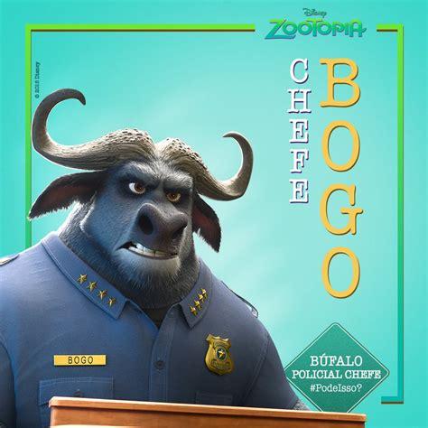 chief bogo disneys zootopia photo  fanpop