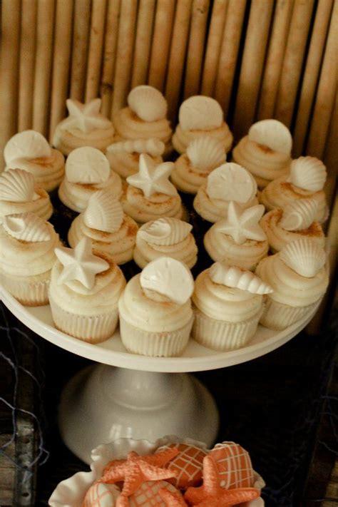 love  shells   cupcakes    ideas