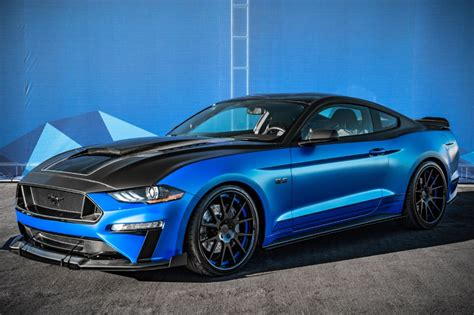 sema mustang ford build california pony cars motor cpc awards afficher hd prlog