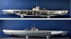 Trumpeter 1/48 DKM U-Boat Type VIIC U-552 - TR06801