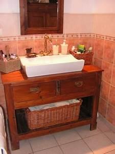 Meuble Salle De Bain L Ancienne