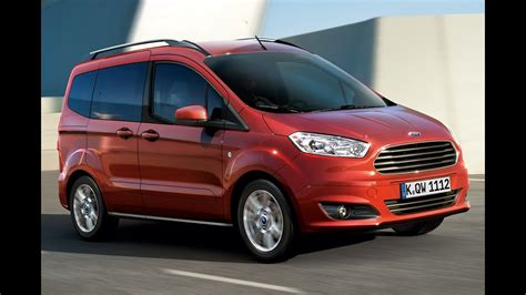ford courier tourneo ford tourneo courier im test fahrbericht 2014