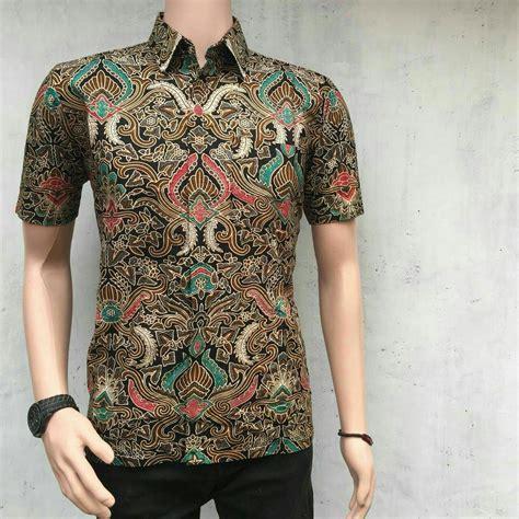 We have almost everything on ebay. Batik Couple NotoArto Batik IPNU-IPPNU Kemeja Pria Sogan ...