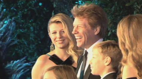 Jon Bon Jovi Daughter Stephanie Looks Happy Healthy