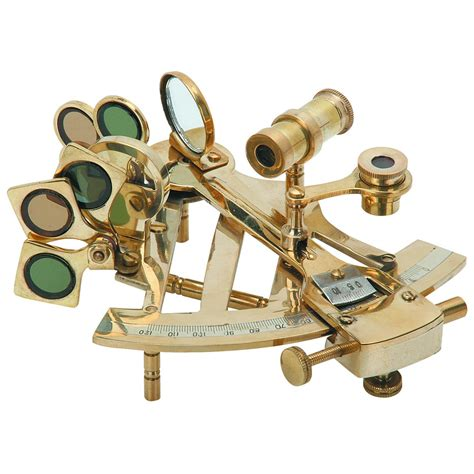 Sextant Brass by Brass Sextant