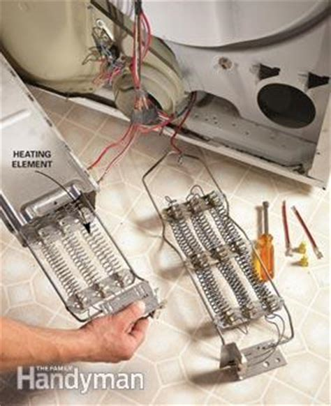 clothes dryer repair guide  family handyman