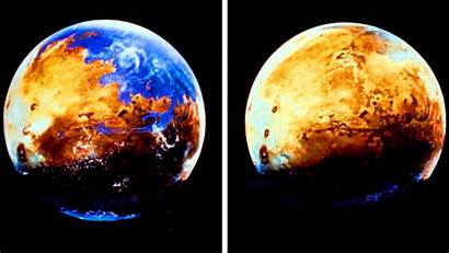 Mars Surface Water Disappearing Mysteriously Space Earth