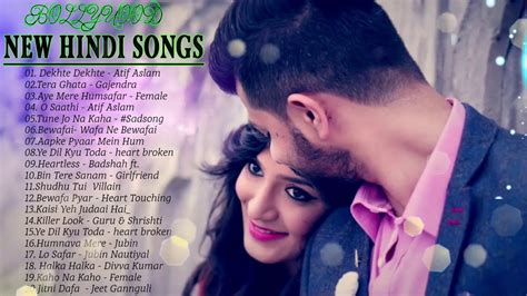 Romantic Hindi Love Songs 2018