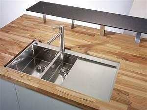 Echtholz Arbeitsplatte Küche : holzarbeitsplatten arbeitsplatten aus echtholz und ~ Michelbontemps.com Haus und Dekorationen