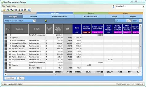 bookkeeping templates cashflows looking for a simple bookkeeping solution try cashflow