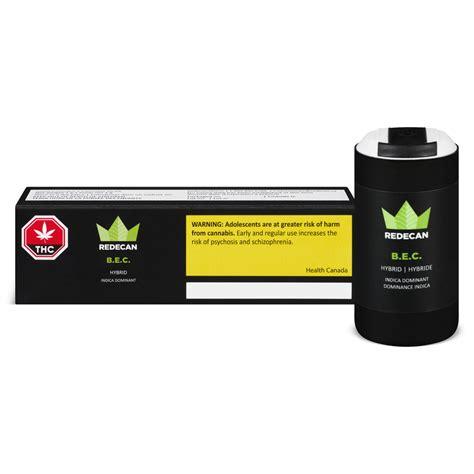 REDECAN - B.E.C. Cannabis Reviews - REDECAN - Cannabis ...