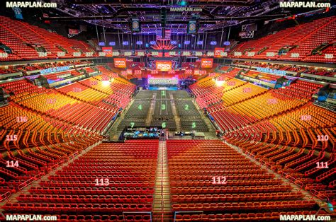 american airlines arena phone number american airlines arena seating chart with rows www