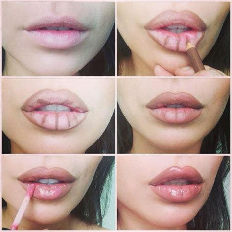 top   body makeup contouring guide