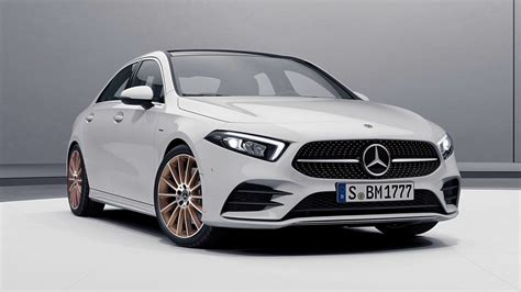 mercedes  class sedan edition  top speed