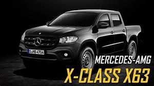 Pick Up Mercedes Amg : 2019 mercedes amg x class x63 pickup youtube ~ Melissatoandfro.com Idées de Décoration