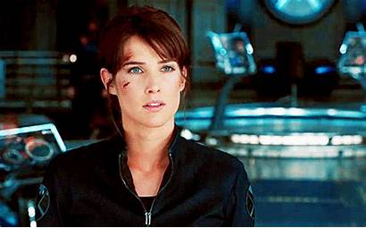 Maria Agent Hill Cobie Smulders Marvel Avengers