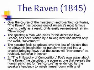 Examples Of Essay Papers The Raven Essay Pdf Analysis  Essays For To Kill A Mockingbird also My Best Holiday Essay The Raven Essay Words For Essay Writing The Raven Poem Analysis  Stanford Roommate Essay