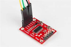 Load Cell Amplifier Hx711 Breakout Hookup Guide