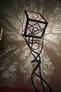 Decoration Murale Fer : decoration murale fer forge design ~ Melissatoandfro.com Idées de Décoration