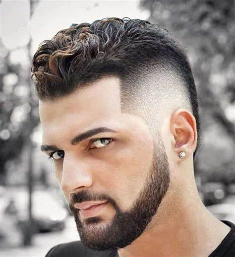 Feb 22, 2021 · the curtains hairstyle has been making a comeback in recent years. 15 Eccentric Hairstyles for Men with Shaved Sides 2020 Trend