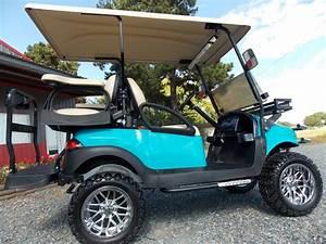 Turquoise Metallic Chrome Edition Phantom Club Car