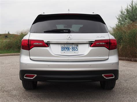 acura mdx elite review cars  test drives