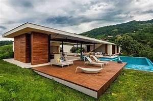 Villeta Casa 7a House Design With 3 Bedrooms  A Studio  Service And Social Areas As Well As A