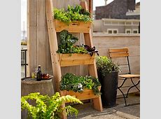 3Tier Vertical Wall Garden The Green Head