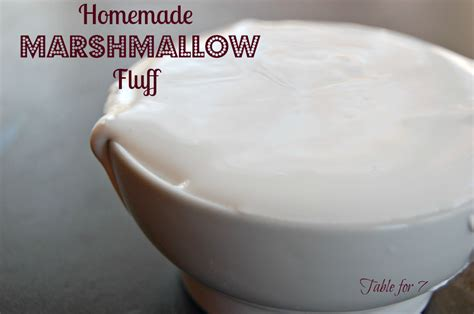 recipes with marshmallow creme homemade marshmallow creme recipe dishmaps
