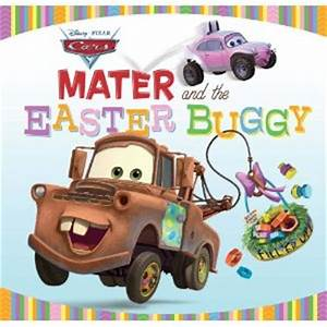 Mater and the Easter Buggy | Pixar Cars Wiki | FANDOM ...