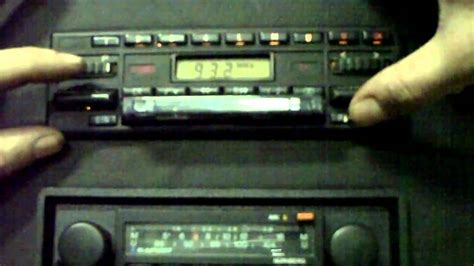 becker grand prix cassette stereo youtube