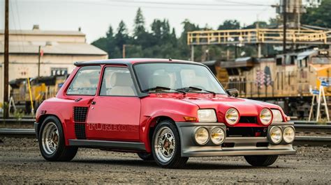 Renault R5 Turbo 2 by Glorious 1985 Renault R5 Turbo 2 Evolution Is The