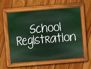 school registration school year ferris elementary