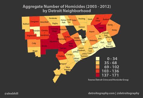 safety bureau homicide gun violence and epidemiology in detroit alex