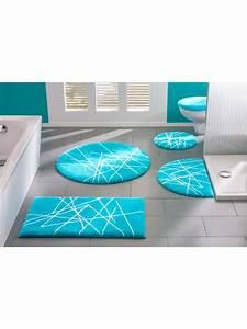 tapis rond pour salle de bain evtod With tapis rond pour salle de bain