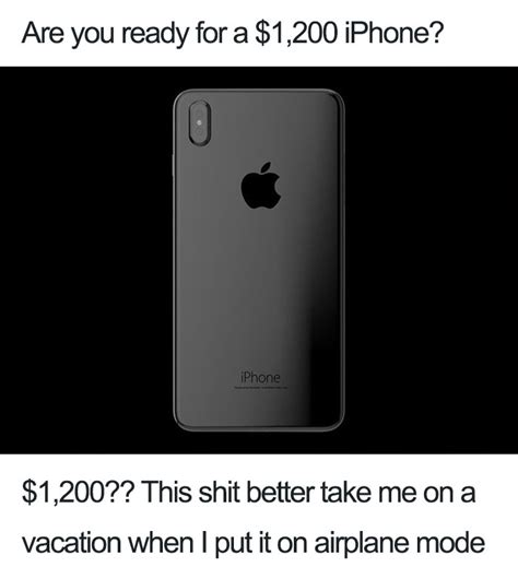 Iphone Memes 53 Of The Funniest Reactions To New Iphone X That Apple