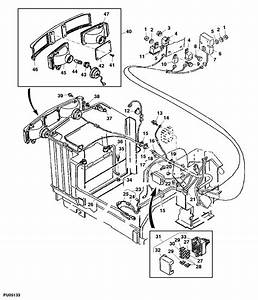 35 John Deere Z425 Parts Diagram