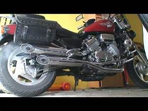 Honda Vf 750 : chopper honda vf 750 c rotzfrechmg77 youtube ~ Melissatoandfro.com Idées de Décoration