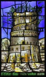 construire la tour de babel moderne des services de traduction