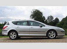Peugeot 307 and 407 SW 2004 Road Test Road Tests