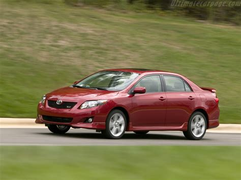 Toyota Corolla Xrs by Toyota Corolla Xrs High Resolution Image 2 Of 6