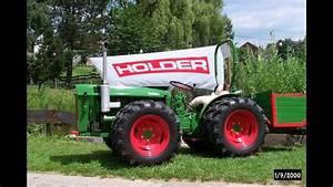 Holderfreunde, -, Holder, Traktor, Treffen, In, Hennef, 2003, -, Mit, Holder, Ag3