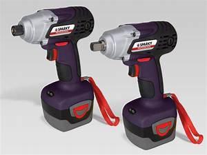Cordless Impact Wrench / Impact Driver SPARKY eu