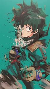Boku, No, Hero, Academia, Midoriya, Izuku, Art, Full, Hd, Wallpaper