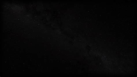 starry sky during nighttime hd black aesthetic wallpapers