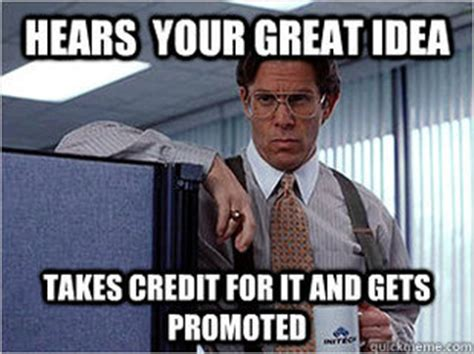 Meme Manager - 10 traits managers should never have